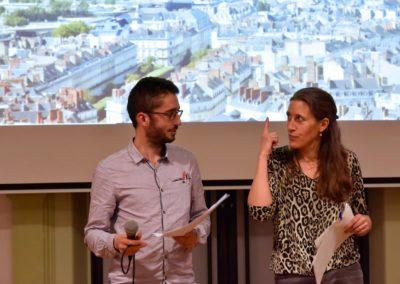 Nantes écologiste et citoyenne 2020 280219 AVEC - Association de Veille Écologiste et Citoyenne Ghislaine Rodriguez Tristan Riom
