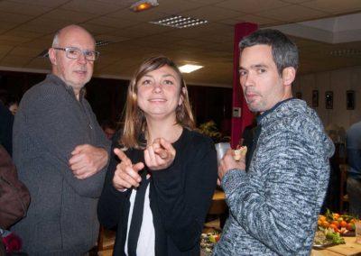 Assemblée annuelle 2018 d'AVEC au restaurant associatif Interlude - Avec Nantes Association de Veille Écologiste et Citoyenne