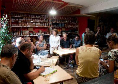 Quelle(s) culture(s) à Nantes Avec Nantes Association de Veille Écologiste et Citoyenne