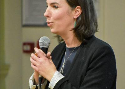 Nantes écologiste et citoyenne 2020 280219 AVEC - Association de Veille Écologiste et Citoyenne Julie Laernoes EELV