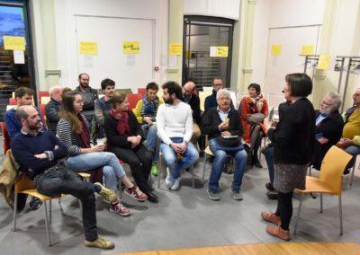 À Nantes, un (contre)pouvoir citoyen! #AppelNantes2020 Réunion publique, 28 mars 2019 – Association Avec