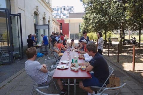 Séminaire du 6 juillet - écologistes et citoyens engagés travaillent ensemble pour imaginer Nantes demain