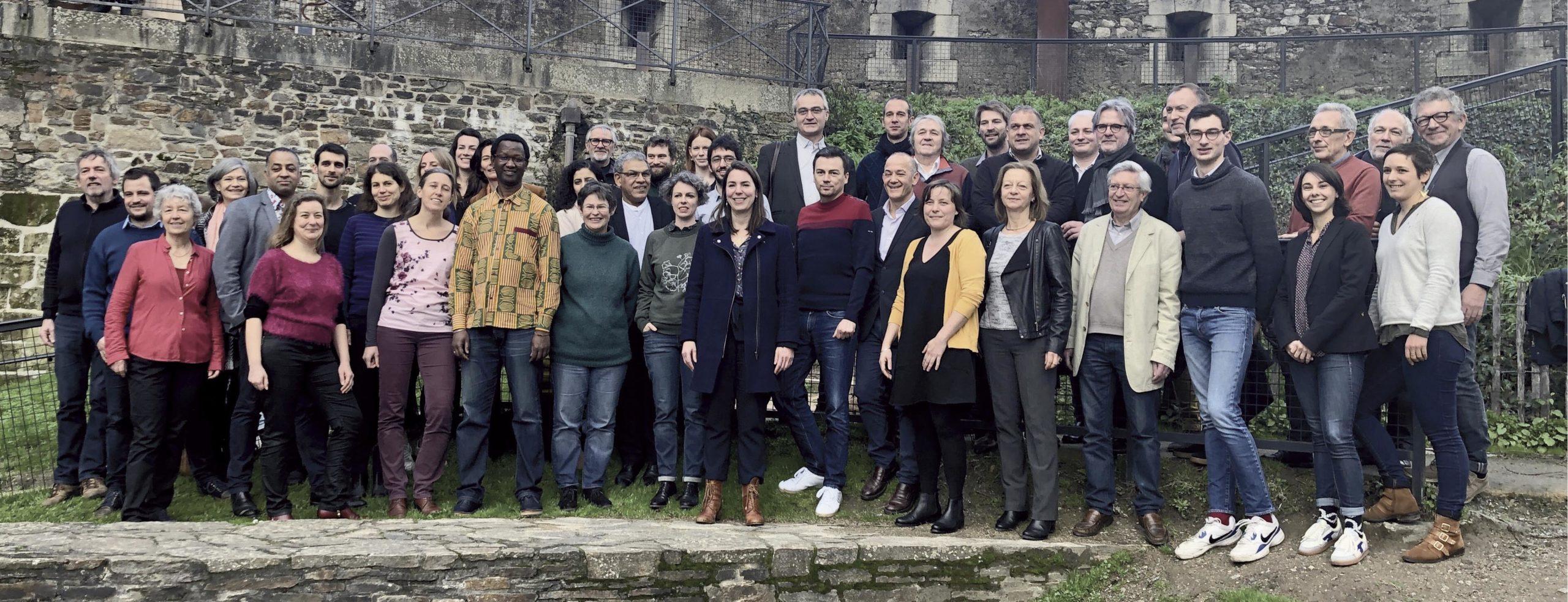 Julie Laernoes, tête de liste écologiste, solidaire et citoyen pour les municipales 2020 à Nantes