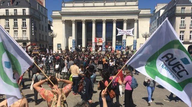 AVEC [Nantes] soutient les rassemblements écologistes au département et à la région